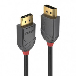 LINDY Câble DisplayPort 1.2 - Anthra Line - 3m