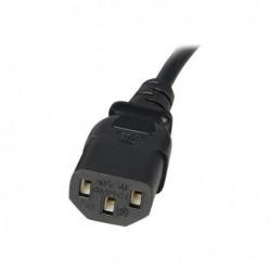 Câble d'alimentation pour PC - C14 versC13 - 91cm - Rallong