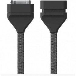 ORA ITO Câble 1 USB IP4  / 4S - Gris