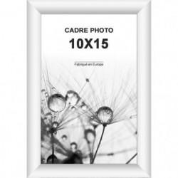 CLASSICA Cadre photo 10x15 cm Blanc mat