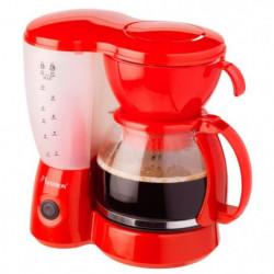 BESTRON ACM6081R Cafetiere filtre - Rouge