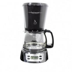 TECHWOOD TCA-846 Cafetiere filtre programmable