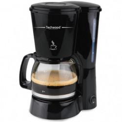 TECHWOOD TCA-686 Cafetiere filtre - Noir