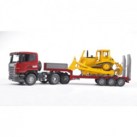 BRUDER Camion de transport SCANIA R-serie
