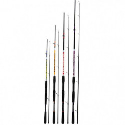 ROD FACTORY Canne lancer 2 brins Kaiju Ocean Spin plus 180