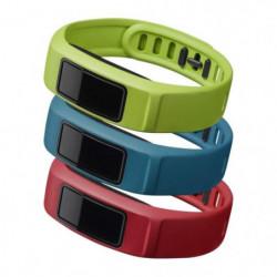 GARMIN Pack 3 Bracelets Vivofit 2 Active - Taille S