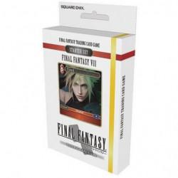 Jeu de cartes Final Fantasy Starter Set FFVII
