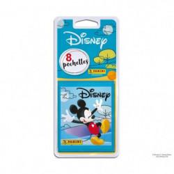 DISNEY PIXAR Stickers - Blister 8 pochettes