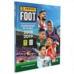 FOOT 2018 2019 Album cartonné