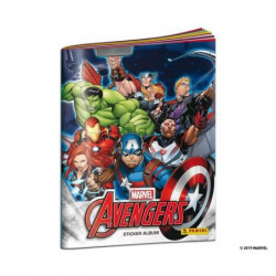AVENGERS SECRET WARS Album + porte-cartes