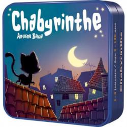 ASMODEE - Chabyrinthe - Jeu de société