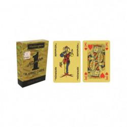 WADDINGTONS N°1 - Or - Jeu de 54 cartes