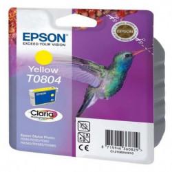 Epson T0804 Colibri Cartouche d'encre Jaune