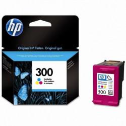 HP 300 Cartouche d'encre Trois couleurs (Cyan, Magenta, Jaun