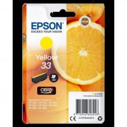 EPSON Cartouche T3344 - Oranges - Jaune