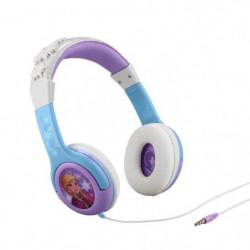 REINE DES NEIGES casque audio enfant Kidsafe Premium - Arcea