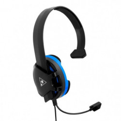 Turtle Beach - Casque Gamer - Recon Chat Noir (compatible PS