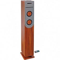 INOVALLEY HP34-CD-WOOD Tour de son Lecteur CD - Bluetooth -