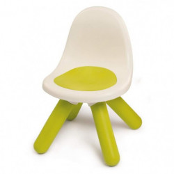 SMOBY - Kid Chaise Intérieure / Extérieure Verte