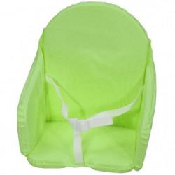 BAMBISOL Coussin de chaise Vert