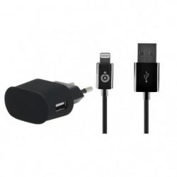 BBC chargeur secteur IP5 1A - Noir