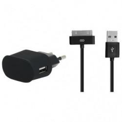 BBC Mini Chargeur secteur IP 2A -  Noir