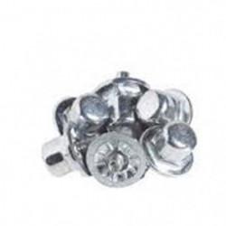 GILBERT Pack de 16 Crampons aluminium 18 et 21mm