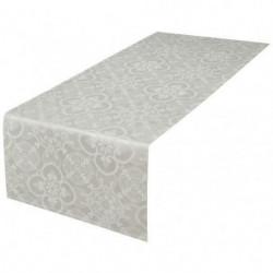VENT DU SUD Lot de 6 serviettes de table jacquard FARO - 47