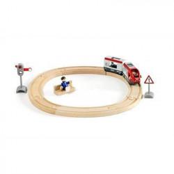 BRIO World  - 33511 - Circuit Voyageur - Jouet en bois