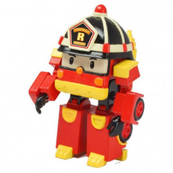 ROBOCAR POLI Figurine Transformable 8 cm Roy