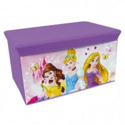 Fun House Disney princesses banc de rangement pliable pour e