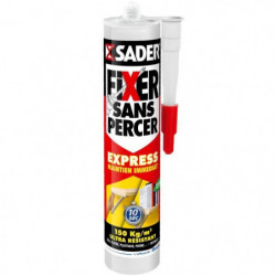 fixer sans percer express - 310ml - SADER
