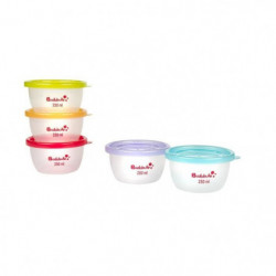 BADABULLE Maxi-Portions 5 X 250 ml