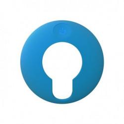 Coque de protection en silicone bleue  pour TomTom VIO (9UUA