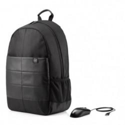 "HP Sac à dos PC Portable Classic Backpack 1FK05AA - 15,6"""