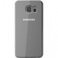 ANYMODE Coque rigide translucide ultra fine - Pour Samsung G