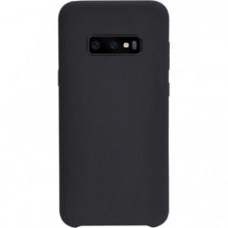 Coque Soft Touch pour Galaxy S10e - Noir