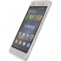 MOBILIZE Etui de protection pour Huawei P8 Lite - Transparen