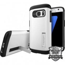 Spigen coque Slim Armor pour Samsung Galaxy S7 -  metal slat