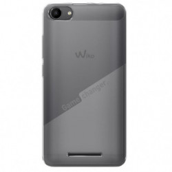 Wiko Coque Transparente Game Changer + Film Protecteur pour