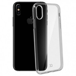 Coque iPhone X Protection silicone gel flexible ultra-transp