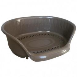 AIME Corbeille en plastique Apus Wenge 45x28x15cm - Pour chi