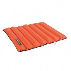 MPETS Coussin d'extérieur Lombok - 85x70x7cm - Orange et gri