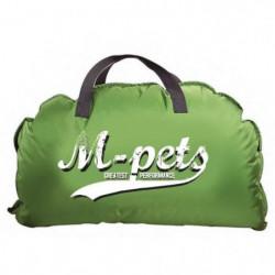 M-PETS - Coussin Bilbao - Vert - M - Pour chien