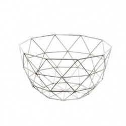 FRANDIS Corbeille a fruits triangles -36 x 26,8 x 12,4 cm -