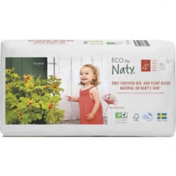 NATY Couches écologiques T4x42