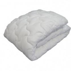 ABEIL Couette chaude Douceur Absolue 140x200 cm blanc