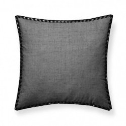 TODAY Jardin d'Hiver Coussin Luxe - 40 x 40 cm - Chambray
