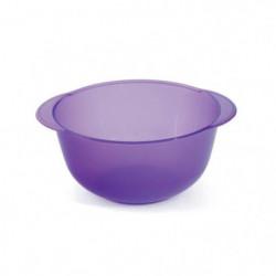PLASTOREX Bol micro-ondable Polypropylene 35 CL Violet trans