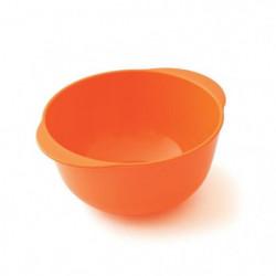 PLASTOREX Bol micro-ondable Polypropylene 35 CL Orange agrum